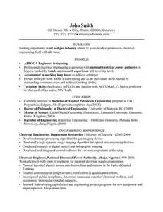 Electrical Line Worker Sle Resume by Click Here To This Electrical Engineer Resume Template Http Www Resumetemplates101