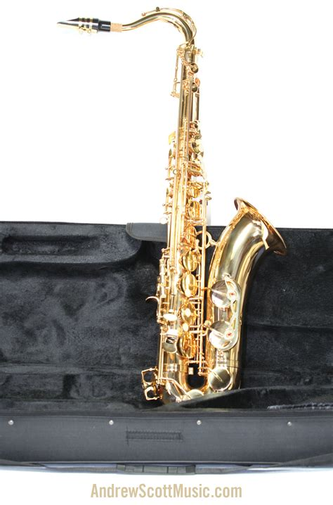 Murah Neck Of Saxophone Gold Tenor gold tenor saxophones for sale student pro new in