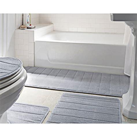 5 piece bathroom rug sets bathroom rug mat 5 piece set memory foam extra soft non