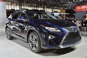 Lexus Rx 450h Hybrid Used 2016 Lexus Rx 450h Hybrid Review Interior Price Redesign
