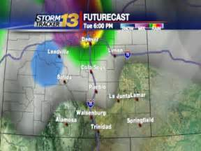 colorado springs weather map weather forecast colorado springs