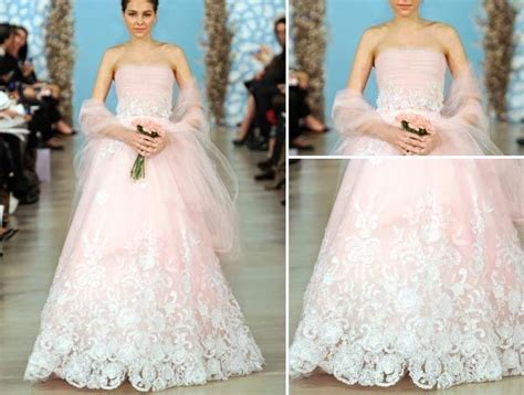 hochzeitskleid farbe trendfarbe 2014 brautkleider farbe 2014 aρpy