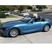 Picture Of 2003 BMW Z4 25i Exterior