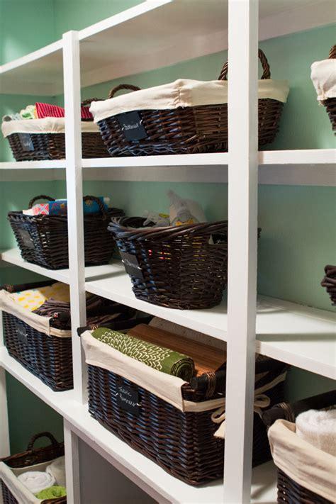 Open Closet Shelves Open Shelving Hallway Organization Hearts