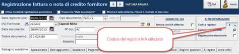 registri iva sezionali l utilizzo di pi 249 registri iva software per