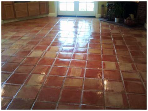Saltillo Clay Floor Pavers Sealer Specialist   California