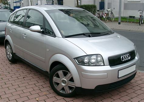 Audi A2 Abmessungen by File Audi A2 Front 20071002 Jpg