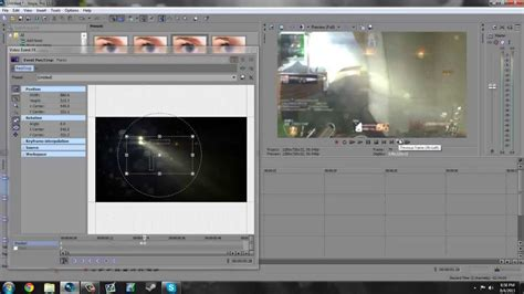 vegas pro tutorial effects sony vegas pro 11 sunburst effect tutorial youtube