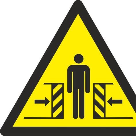 Aufkleber Quetschgefahr by Aufkleber Warnung Vor Quetschgefahr W019