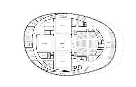 sydney opera house floor plan gallery of busan opera house praud 2
