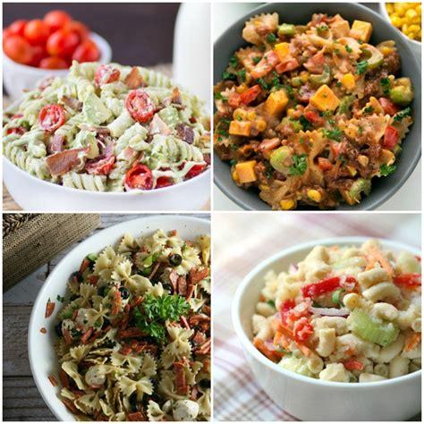pasta salad recipes for potluck food salad recipes