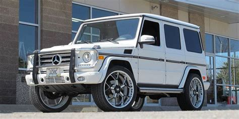 mercedes jeep white white mercedes g wagon mercedes suv and unimog