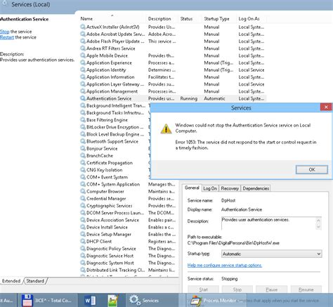 service tool v3400 not responding could not start windows sharepoint services administration