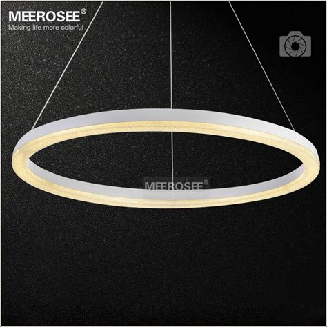 led suspension lighting system meerosee modern led pendant light fixture with 7 lights 63