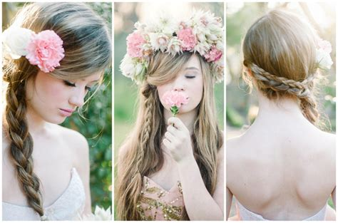 Garden Wedding Hairstyles For Guests by Wedding Guest Hairstyle Ideas Glamcorner