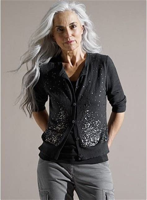 hairstyles for women over 60 very long silver | hairstyles
