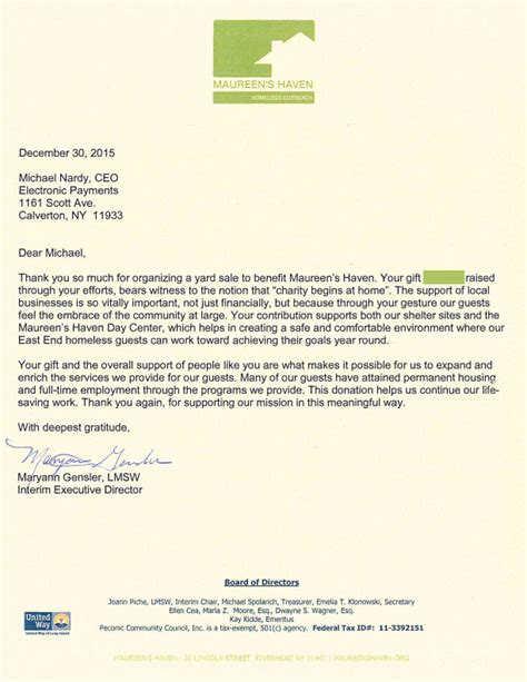 charity donation letter sle sle solicitation letter for donations 28 images 100