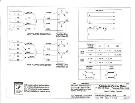leeson 1hp motor wiring diagram 31 wiring diagram images
