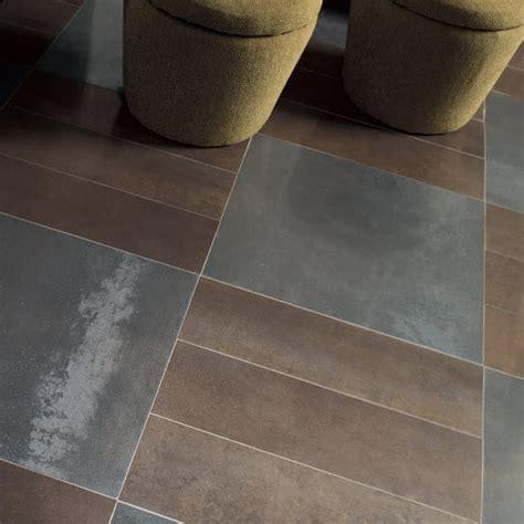 Metal Tile Flooring by Metal Tile Metal Look Tile