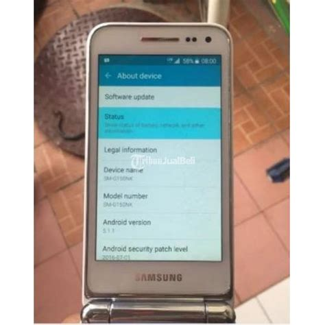 Hp Samsung Galaxy Bekas Murah handphone samsung galaxy folder android flip second harga