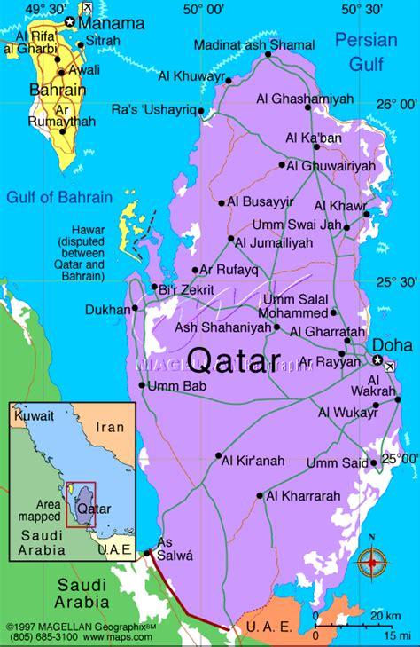 qatar in world map maps world map qatar