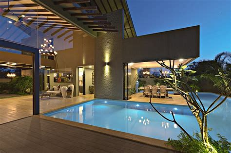 home lighting design india beautiful pool around the house decoist