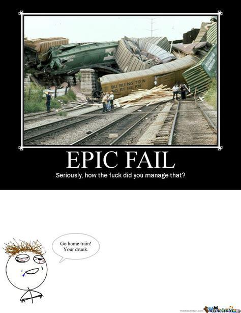 Epic Fail Meme - rmx epic fail by stonie meme center