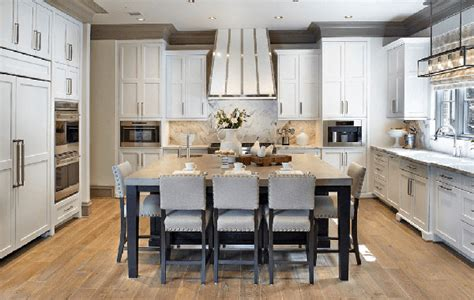 kitchen island with seating for 8 40 stylish kitchen island ideas design swan
