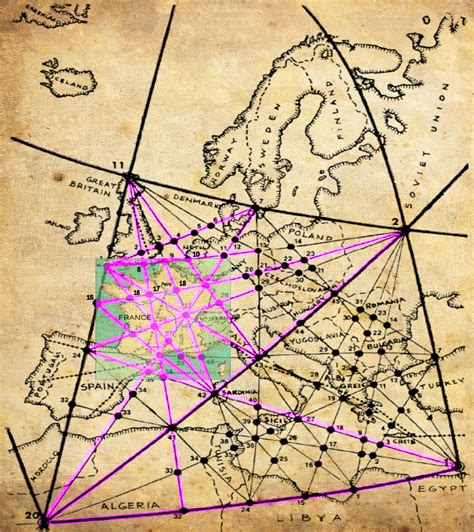 ley lines map the lore and lure of ley lines the witch who came in