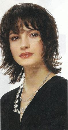 pictures of short gypsy shag for mature women medium shag hairstyles shag hairstyles and hairstyles for