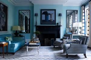 Teal living room turquoise my home style