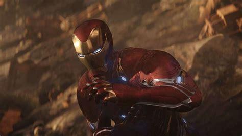 leaked avengers endgame photo revealed iron man