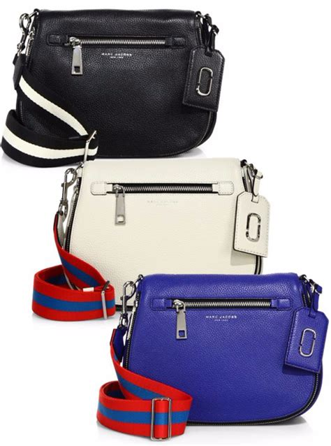 New Features On Bag Bliss by The New Sporty Marc Gotham Saddle Bag