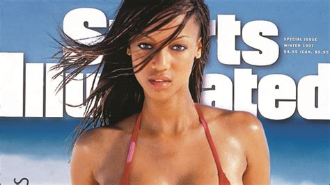 Banks Recreates Sports Illustrated Cover by Banks Winter 1997 Sports Illustrated Cover The