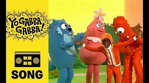yo gabba gabba i like to yo gabba gabba doovi