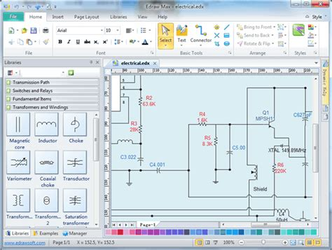 system diagram systems diagram free exles and software