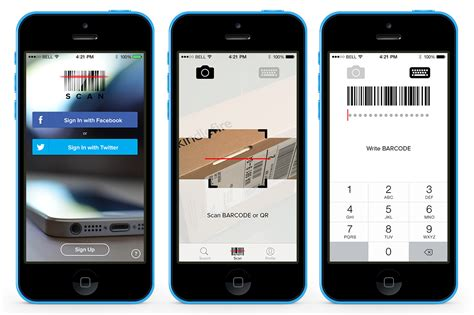 scan app template psd product mockups on creative market