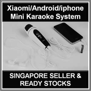 Promo Microphone With Clip For Smartphone Laptop Tablet P Best Seller home karaoke portable microphone wireless bluetooth soundbar