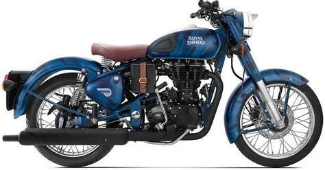 royal enfield classic 500 squadron blue despatch edition