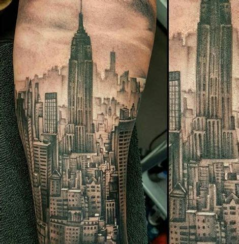 gotham tattoo nyc city tattoos tattoo insider