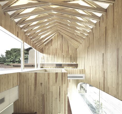 timber architecture ip design iconic architecture endeavors to mend