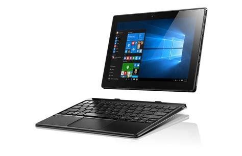 Lenovo Ideapad Miix 300 Mwc Lenovo Introduceert De Ideapad Miix 300 Detachable Laptop Gadgetgear Nl