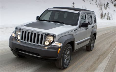 Jeep Liberty 2011 2011 Jeep Liberty Front View In Motion Photo 28