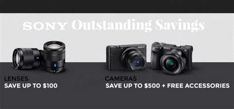 sony camcorder black friday deals