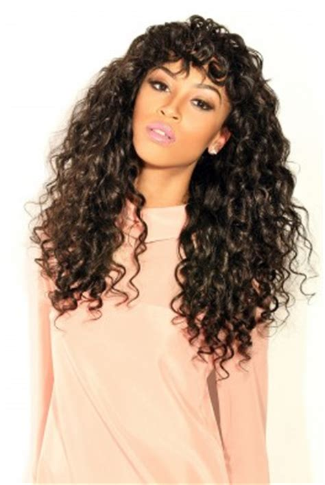 malayasian virgin hair curly