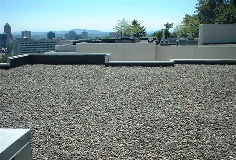 gravel roofs anderson roofing