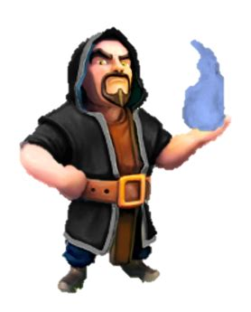 clash of clans wizard level 4 wizard lvl 6 clash of clans future ideas wiki fandom