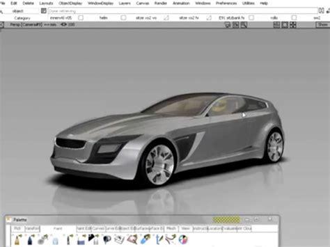 tutorial design car concept development with autodesk alias car body design