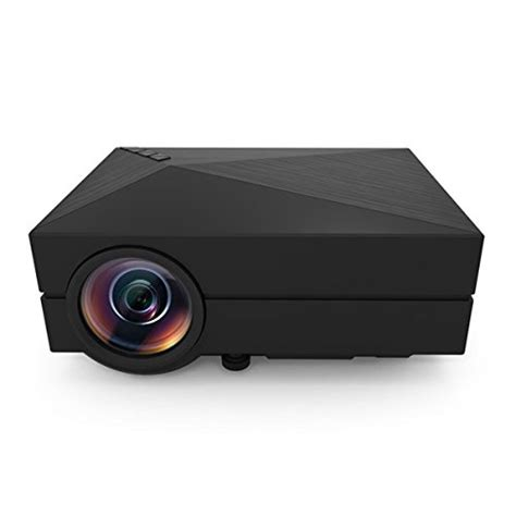 best micro led projector for presentation bestrunner lcd led projector color max 130 mini