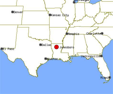 jonesboro louisiana map jonesboro profile jonesboro la population crime map